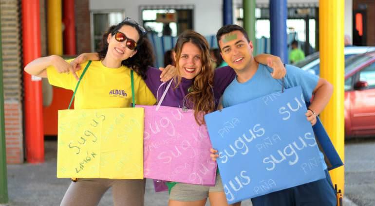 Campamentos sin gluten con Albura, un verano con garantías.