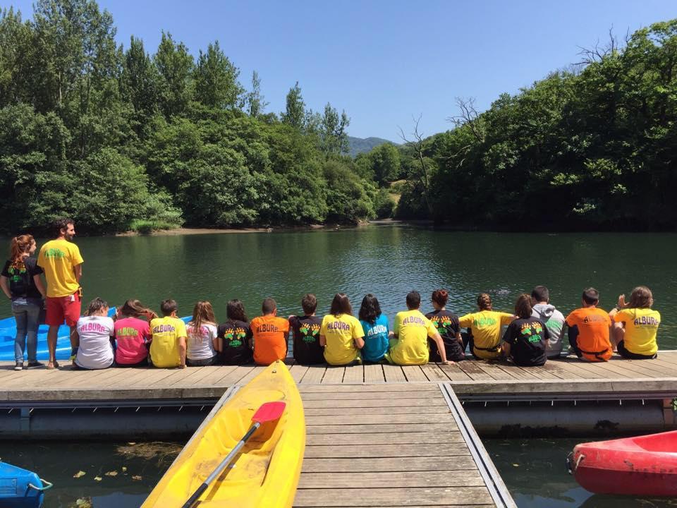 Descubre los campamentos de verano Albura 2017